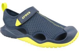 Crocs M Swiftwater Mesh Deck Sandal 205289-42K