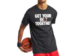 Tričko Nike Get Your Shot Tee AJ9585-010