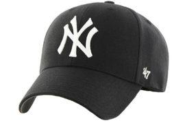Športová čiapka 47 Brand New York Yankees MVP Cap B-MVP17WBV-BK