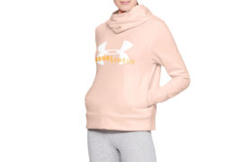 Under Armour Rival Fleece Logo Hoodie 1321185-805