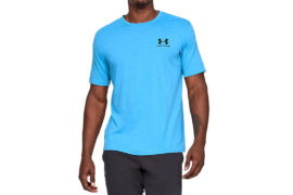Under Armour Sportstyle Left Chest Tee 1326799-452