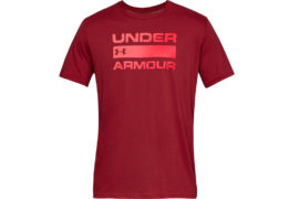 Under Armour Team Issue Wordmark SS Tee 1329582-651