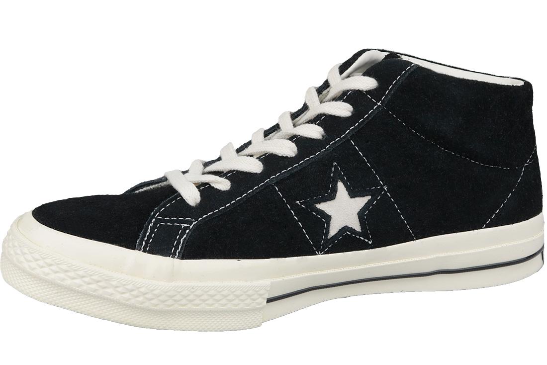 a3874f497f905 Tenisky Converse One Star Ox Mid Vintage Suede 157701C | Shopline.sk