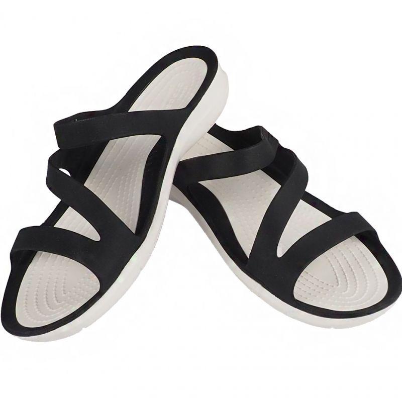 02811a8b37 Šľapky Crocs Swiftwater Sandal W 203998 066