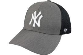 47 Brand MLB New York Yankees Grim Cap B-GRIMM17HYP-DY