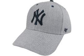 47 Brand MLB New York Yankees Storm Cloud Cap B-STMCD17WHV-CC