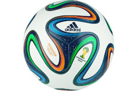 Adidas Brazuca Top Glider Size 4 D86688