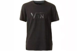 Vans Ap M Flying VS Tee VN0004YIBLK