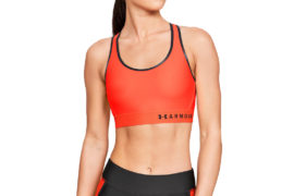 Under Armour Armour Mid Kehole Bra 1307196-836