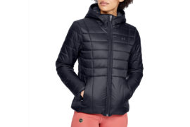 Under Armour W Insulated Hooded Jacket 1342813-001
