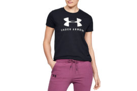 Under Armour Graphic Sportstyle Classic Crew 1346844-002