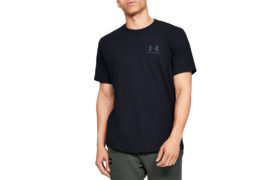 Under Armour Sportstyle LC Back Tee 1347880-001