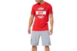 Reebok UFC Fan Fight For Yours Tee DU4581
