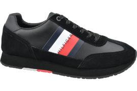 Tommy Hilfiger Corporate Leather Flag Runner FM0FM02380-990