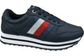 Tommy Hilfiger Tommy Retro Crystal Sneaker FW0FW04683-CKI
