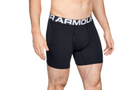 Under Armour Charged Cotton 6'' Boxerjock 3-Pack 1327426-001