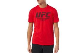Reebok UFC Fan Fight For Logo Tee DU4585