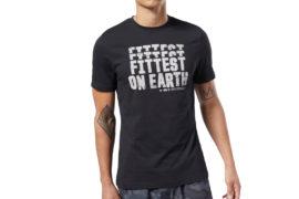 Reebok CrossFit Fittest on Earth Tee EC1464