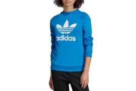 adidas Trefoil Crewneck Sweatshirt ED7582