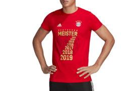 adidas FC Bayern Meister Tee GC9993